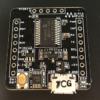 mikroBUS規格PIC24FJボード